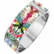 Bracelet Christian Lacroix Bijoux Multicolore Fleurs X16254M