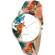 Montre Clueless BCL10031-004 - Montre Cuir Multicolore Femme