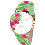 Montre Clueless BCL10031-008 - Montre Cuir Multicolore Femme