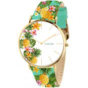 Montre Clueless BCL10031-011 - Montre Cuir Multicolore Femme