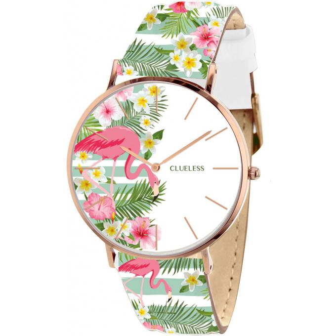 Montre Clueless BCL10031-013 - Montre Cuir Multicolore Femme
