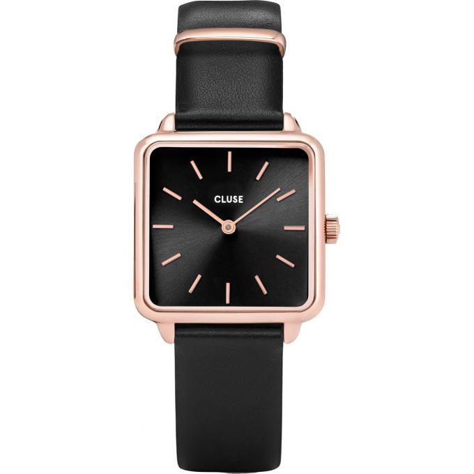 montre cl60007 montre cuir noir femme sur bijourama montre femme pas cher en ligne. Black Bedroom Furniture Sets. Home Design Ideas