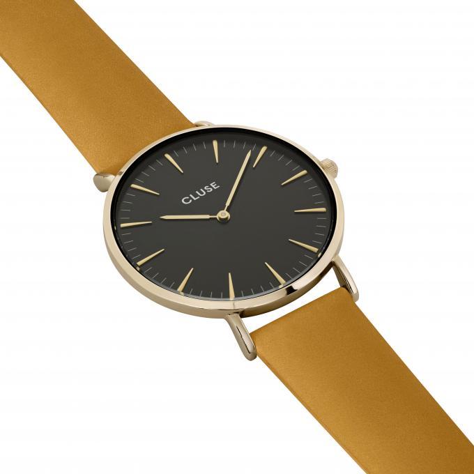 montre cluse montres la boh me cl18420 1009611 montre. Black Bedroom Furniture Sets. Home Design Ideas