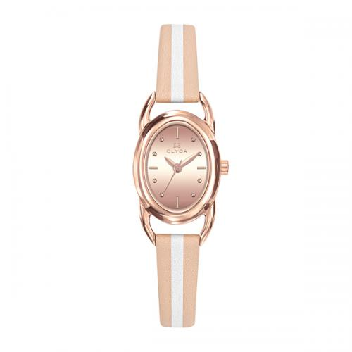 Clyda Montres - CLB0238URIP - Montre Femme Ovale