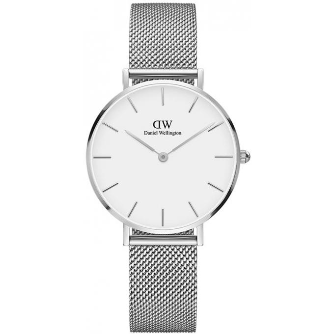 montre daniel wellington classic dw00100164 montre milanaise argent femme sur bijourama. Black Bedroom Furniture Sets. Home Design Ideas