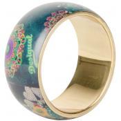 Bracelet Desigual Bijoux Manchette Multicolore 57G55K3-NEGRO