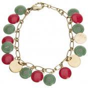 Bracelet Desigual Bijoux Multicolore 61G55E3-4063-VERDE FREE