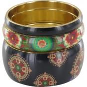 Bracelet Desigual Bijoux Joncs Noir 57G55E0-NEGRO