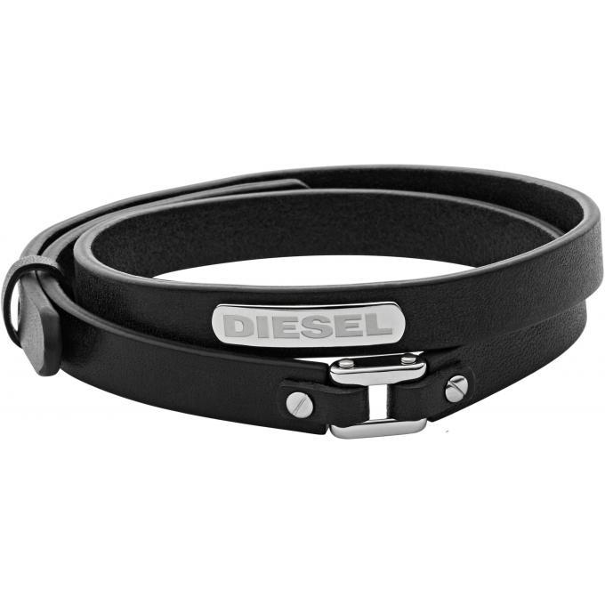 bracelet diesel bijoux stacked dx0971040 bracelet cuir entrelac homme sur bijourama. Black Bedroom Furniture Sets. Home Design Ideas