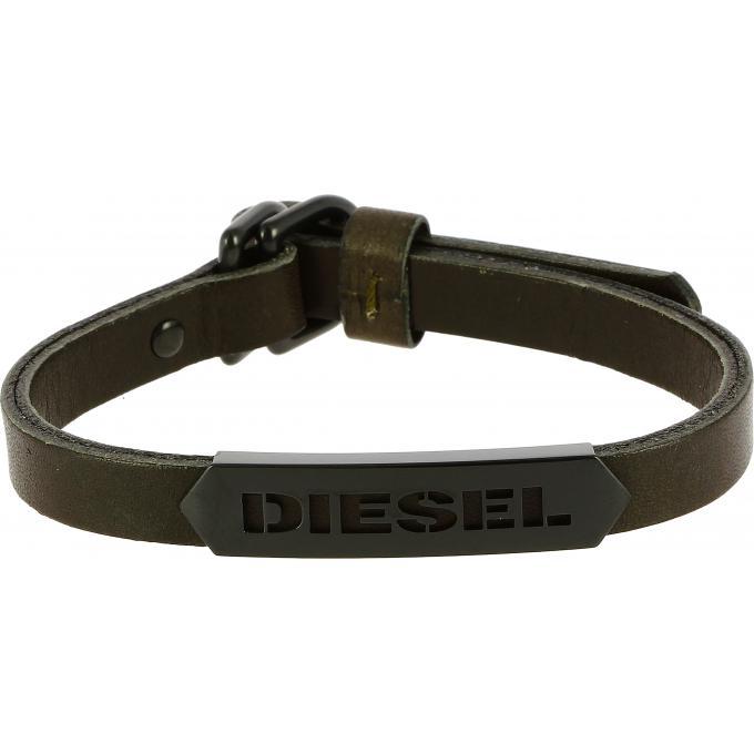 bracelet diesel dx1001001 bracelet cuir acier homme sur bijourama r f rence des bijoux homme. Black Bedroom Furniture Sets. Home Design Ideas