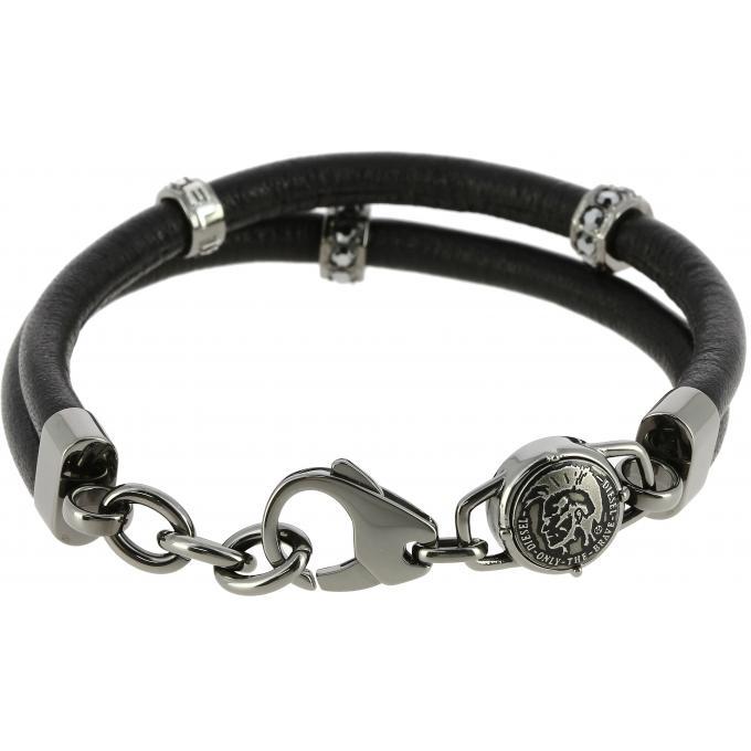 bracelet diesel dx1007060 bracelet noir acier homme sur bijourama r f rence des bijoux homme. Black Bedroom Furniture Sets. Home Design Ideas