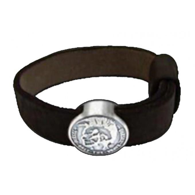 bijoux diesel bracelet cuir bague collier acier. Black Bedroom Furniture Sets. Home Design Ideas