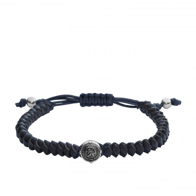 bracelet diesel bijoux stackables dx1047040 bracelet cuir noir homme sur bijourama r f rence. Black Bedroom Furniture Sets. Home Design Ideas