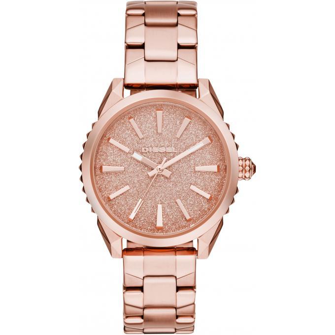 montre diesel dz5502 montre rose acier femme sur bijourama montre femme pas cher en ligne. Black Bedroom Furniture Sets. Home Design Ideas