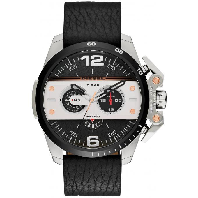 montre diesel montre ironside dz4361 montre cuir chronographe homme sur bijourama montre. Black Bedroom Furniture Sets. Home Design Ideas