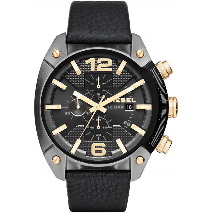 montre diesel dz4375 montre ronde acier homme sur bijourama montre homme pas cher en ligne. Black Bedroom Furniture Sets. Home Design Ideas