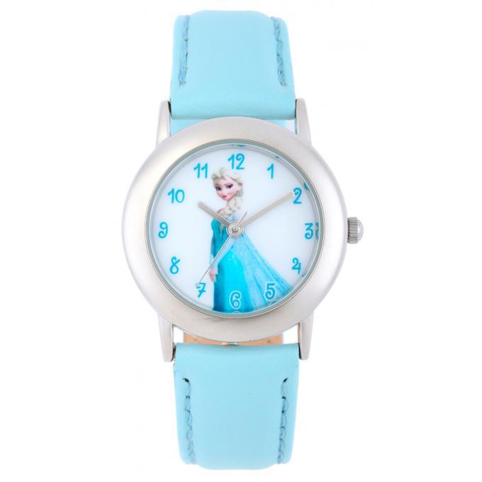 Promo : Montre Disney W002024 - Montre Cuir Elsa Fille