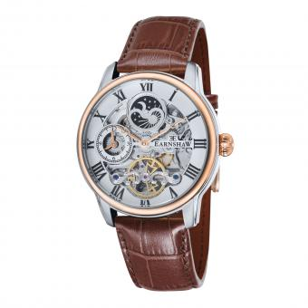 Earnshaw - Montre Earnshaw Longitude ES-8006-03 Montre Homme