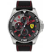 Ferrari Montres - Montre Ferrari Montres 830467 - Montre Homme Multifonction