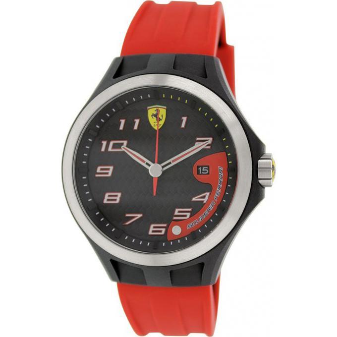 montre ferrari montres 830014 montre silicone rouge homme sur bijourama n 1 de la montre. Black Bedroom Furniture Sets. Home Design Ideas