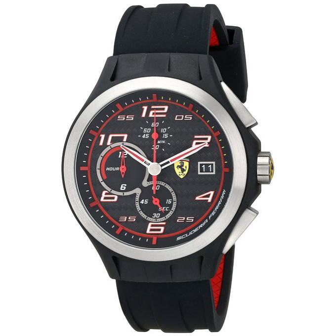 montre ferrari montres 830015 montre analogique noire homme sur bijourama n 1 de la montre. Black Bedroom Furniture Sets. Home Design Ideas