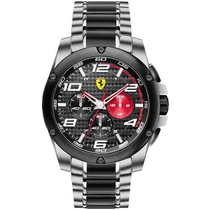 montre ferrari montres 830032 montre ronde chronographe homme sur bijourama n 1 de la montre. Black Bedroom Furniture Sets. Home Design Ideas