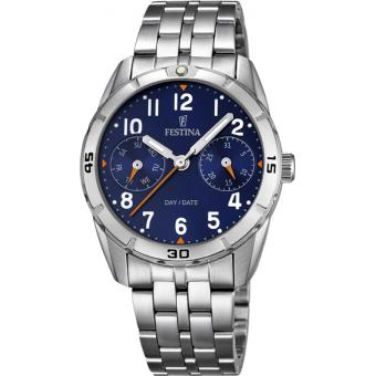Montre FESTINA Junior F16908-2 - Montre Cadran Bleu Junior