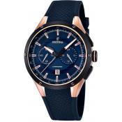 Montre Festina Chronographe Bleue F16831-1 - Nouveautes