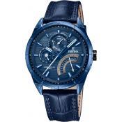 Montre Festina Ronde Bleue F16987-1