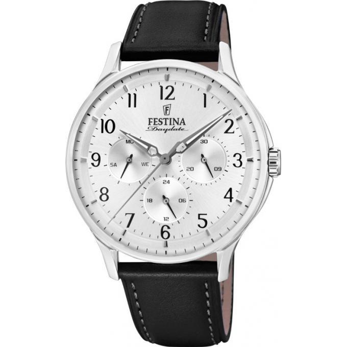 montre festina f16991 1 montre noire analogique homme sur bijourama montre homme pas cher en. Black Bedroom Furniture Sets. Home Design Ideas