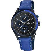 Montre Festina Bleue Chronographe F16994-2 - Nouveautes