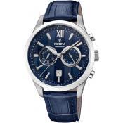 Montre Festina Bleue Chronographe F16996-3 - Nouveautes
