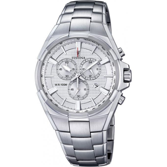 montre festina f6834 1 montre chronographe blanche homme sur bijourama montre homme pas cher. Black Bedroom Furniture Sets. Home Design Ideas