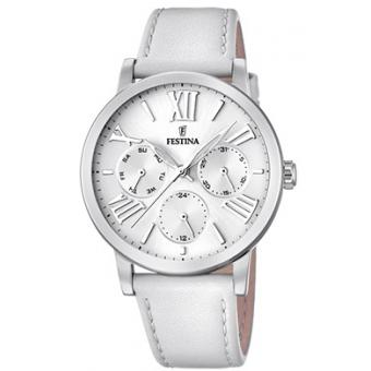 Festina - Montre Festina Boyfriend Collection F20415-1 - Montre Femme Cuir