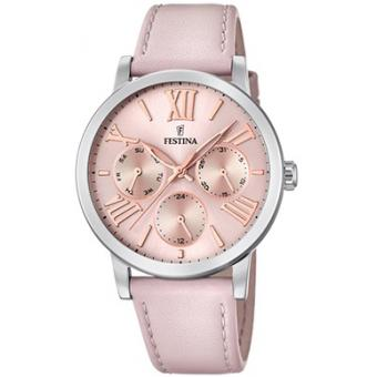 Festina - Montre Festina Boyfriend Collection F20415-2 - Montre Femme Cuir