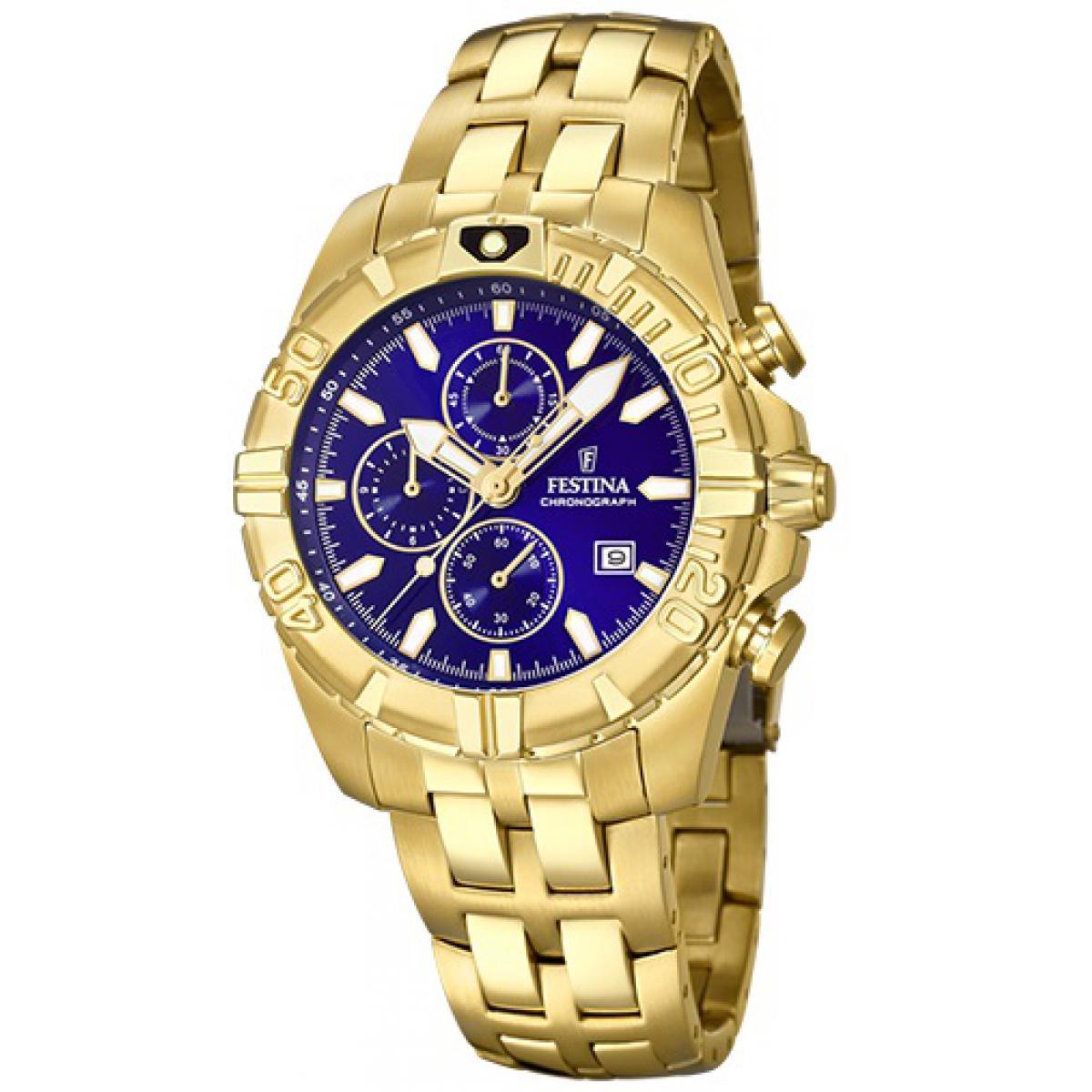 Achat montre festina homme chronographe pas cher ou d