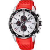 Festina - Montre Festina Originals F20330-1 - Montre Rouge Homme