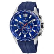 Festina - Montre Festina Originals F20376-1 - Montre Bleue Homme