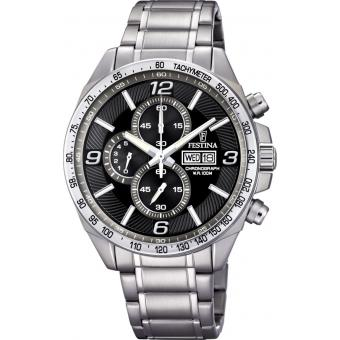 Montre Festina Timeless Chrono F6861-4