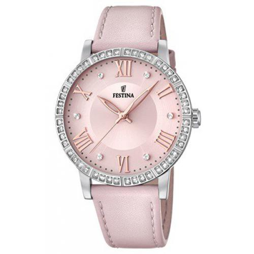 Festina - Montre Festina Boyfriend Collection F20412-2 - Montre Festina Cuir
