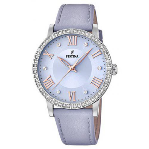 Festina - Montre Festina Boyfriend Collection F20412-3 - Montre Festina Cuir