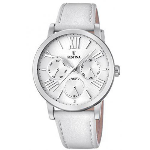 Festina - Montre Festina Boyfriend Collection F20415-1 - Montre Festina Blanche