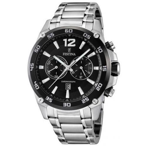 Montre Festina Timeless Chrono F16680-4