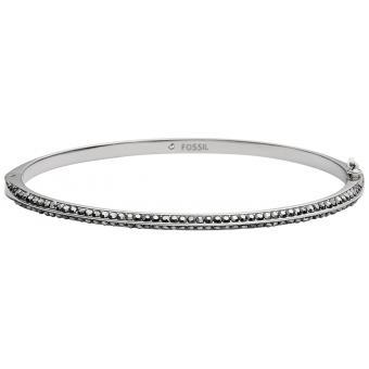 Bracelet Fossil Bijoux JF02121040 - Bracelet Acier Gris Femme