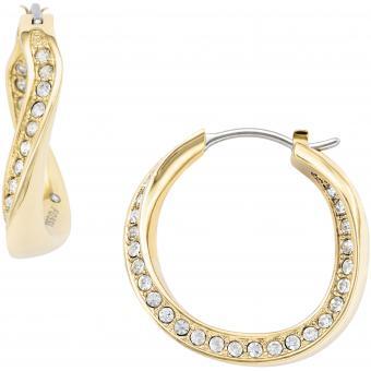 Boucles d'oreilles Fossil bijoux Classics JF01611710 - Boucles d'oreilles