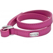 Bracelet Cuir Rose & Pastille - Guess