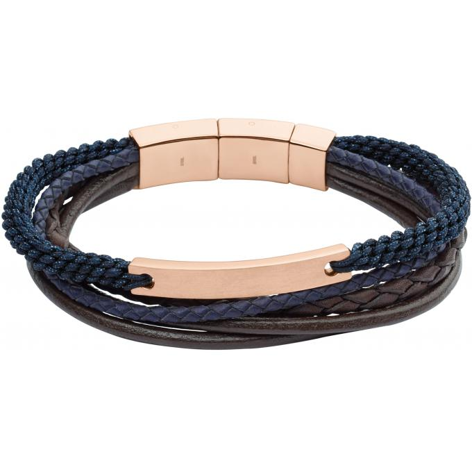 bracelet fossil jf02379791 bracelet cordon cuir homme sur bijourama r f rence des bijoux. Black Bedroom Furniture Sets. Home Design Ideas