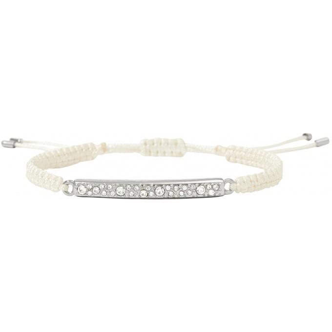white gold bracelets bracelet cordon femme or blanc. Black Bedroom Furniture Sets. Home Design Ideas