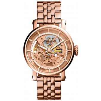 Montre Fossil Original Boyfriend ME3065 - Montre Automatique Rose Femme