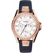 Fossil - Montre Fossil ES3887 - Montre Fossil Cuir